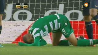 Sporting CP, Jogada, Slimani aos 49'