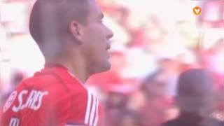 SL Benfica, Jogada, Maxi Pereira aos 43'