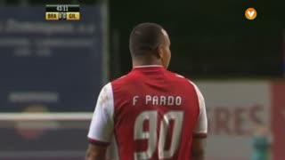 SC Braga, Jogada, Felipe Pardo aos 43'
