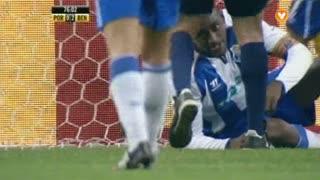 FC Porto, Jogada, Jackson Martínez aos 77'