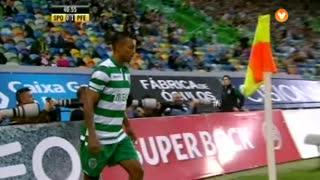 Sporting CP, Jogada, Nani aos 41'