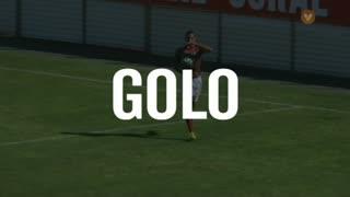 GOLO! Marítimo M., Fransérgio aos 51', Marítimo M. 1-0 FC Penafiel