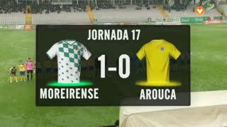 I Liga (17ªJ): Resumo Moreirense FC 1-0 FC Arouca