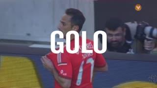 GOLO! SL Benfica, Jonas aos 21', SL Benfica 1-0 SC Braga