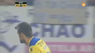 FC Arouca, Jogada, Roberto aos 50'