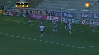 Marítimo M., Jogada, Dyego Sousa aos 42'