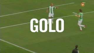 GOLO! Rio Ave FC, Del Valle aos 31', Rio Ave FC 1-0 Estoril Praia