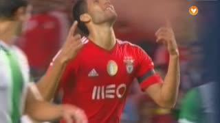 SL Benfica, Jogada, Cássio aos 24'