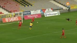 FC Arouca, Jogada, Artur aos 8'