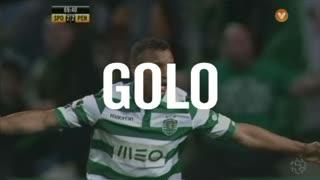 GOLO! Sporting CP, Nani aos 70', Sporting CP 3-2 FC Penafiel