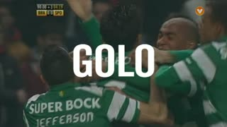 GOLO! Sporting CP, Tanaka aos 95', SC Braga 0-1 Sporting CP