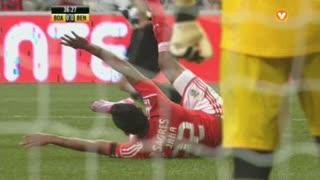SL Benfica, Jogada, Franco Jara aos 36'