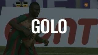 GOLO! Marítimo M., Maazou aos 44', Marítimo M. 4-0 Vitória SC
