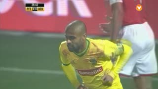 FC P.Ferreira, Jogada, Ricardo aos 29'
