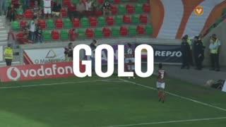 GOLO! Marítimo M., Weeks aos 75', Marítimo M. 2-1 FC P.Ferreira