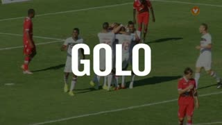 GOLO! Marítimo M., Bauer aos 58', Gil Vicente FC 1-1 Marítimo M.