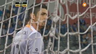 FC Arouca, Jogada, André Claro aos 10'