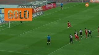 GOLO! Gil Vicente FC, Rúben Ribeiro aos 38', A. Académica 1-1 Gil Vicente FC