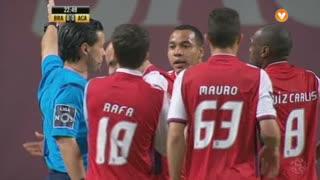 SC Braga, Jogada, Felipe Pardo aos 23'