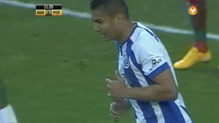 FC Porto, Jogada, Casemiro aos 11'