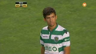 Sporting CP, Jogada, André Martins aos 9'