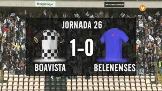I Liga (26ªJ): Resumo Boavista FC 1-0 Os Belenenses