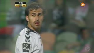 CD Nacional, Jogada, Tiago Rodrigues aos 27'