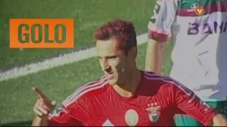 GOLO! SL Benfica, Jonas aos 42', SL Benfica 2-1 Marítimo M.