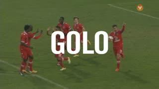 GOLO! Gil Vicente FC, João Vilela aos 54', Gil Vicente FC 1-1 FC Penafiel