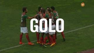 GOLO! Marítimo M., Edgar Costa aos 21', A. Académica 0-1 Marítimo M.