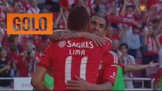 GOLO! SL Benfica, Lima aos 59', SL Benfica 3-1 Marítimo M.