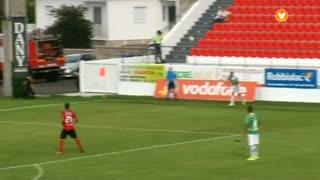 Vitória FC, Jogada, Paulo Tavares aos 14'