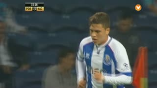 FC Porto, Jogada, Casemiro aos 15'