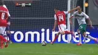 SC Braga, Jogada, Rúben Micael aos 61'