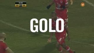 GOLO! Gil Vicente FC, Evaldo aos 55', Vitória SC 0-2 Gil Vicente FC