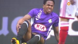Vitória FC, Jogada, Rambé aos 2'