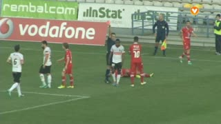 FC Penafiel, Jogada, Mbala aos 38'