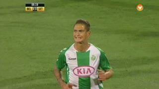 Vitória FC, Jogada, Zequinha aos 9'