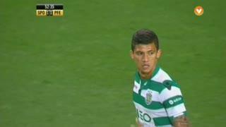 Sporting CP, Jogada, Montero aos 53'