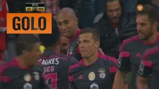 GOLO! SL Benfica, Luisão aos 47', Gil Vicente FC 0-3 SL Benfica
