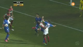 Marítimo M., Jogada, Rúben Ferreira aos 16'