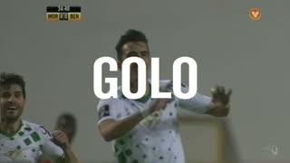 Moreirense, João Pedro aos 35', Moreirense 1-0 Benfica
