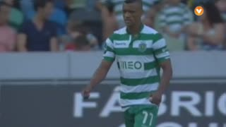 Sporting CP, Jogada, Nani aos 39'