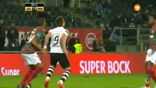 GOLO! Vitória SC, Josué aos 34', Vitória SC 1-0 Marítimo M.