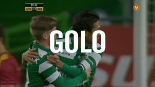 Sporting CP, Tanaka aos 90', Sporting CP 4-2 Rio Ave FC