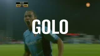 GOLO! SC Braga, Felipe Pardo aos 54', FC Penafiel 1-3 SC Braga