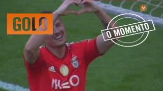 GOLO! SL Benfica, Fejsa aos 84', SL Benfica 5-1 A. Académica