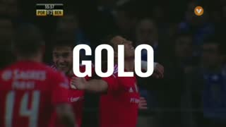 GOLO! SL Benfica, Lima aos 56', FC Porto 0-2 SL Benfica