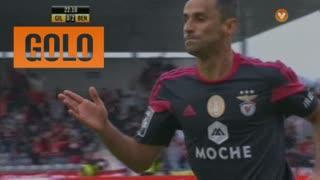 GOLO! SL Benfica, Jonas aos 21', Gil Vicente FC 0-2 SL Benfica
