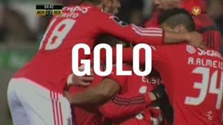 GOLO! SL Benfica, Eliseu aos 65', Moreirense FC 1-2 SL Benfica